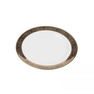 Cotillion Platinum with Gold Salad:Dessert Plate 8